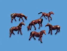 Horses - N gauge Animals - Model Scene 5178 - free post - F1