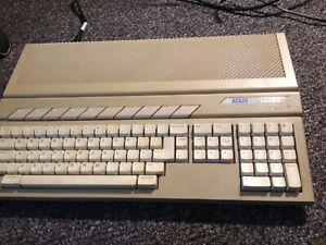 A vintage Atari 520ST FM computer - Read below before bidding