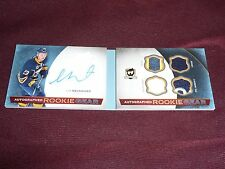 14-15 THE CUP Sam Reinhart Autograph Booklet Rookie Gear 21/25 AUTO RC Tag etc.