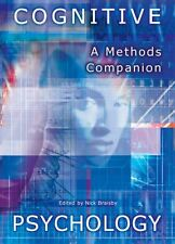 Cognitive Psychology: A Methods Companion,Nick Braisby