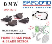 Rear Disc Brake Pad Akebono Euro 34216776937 Fits BMW X5 E70 X6 E71 F10 F11