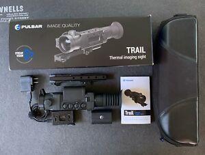 Pulsar Trail XQ38 2.1-8 Thermal Riflescope Sight PL76501Q