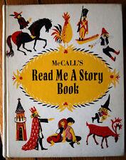 McCall's Read Me a Story Book 1961 Margaret Van Doren Bevans & Leonard Weisgard
