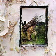 Led Zeppelin IV (1971, incl. 'Stairway to heaven') [CD]