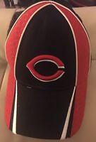 RARE Not For Sale [SAMPLE] New Era Cincinnati Reds MLB Baseball Cap Hat Euc