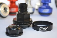 "DGI Racing V2 1"" extenders for losi dbxl BLACK color"