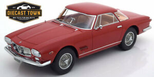 1/18 1960 Maserati 5000 GT Allemano Red by BoS Models LE of 504