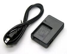 Battery Charger for BC-11L Casio Exilim EX-M1 EX-M2 EX-M20 EX-M20U EX-S1 EX-S100