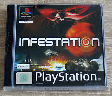Infestaciones (2000) PlayStation 1, PSX, ps1, sci-fi-action, Europa-version, Gebr.
