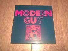 "MODERN GUY "" UNTITLED "" 10"" NEW WAVE VINYL EX/EX 1988"
