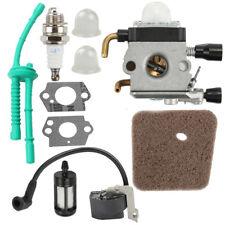 Ignition Coil Carburetor Kit For STIHL FS38 FS45 FS55 String Trimmer Weed Eater