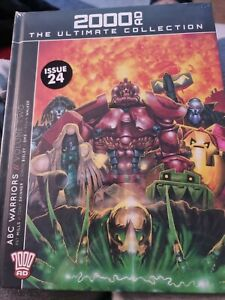 2000ad ultimate collection ABC WARRIORS VOL 2