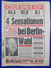 R.u.b.z. 19.3.1979: 4 sensazionale in caso di Berlino-Scelta