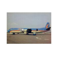 NEW - Air Trader - SE FTI - Vickers Vanguard - Aircraft Postcard - Top Quality