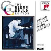 Hindemith: The 3 Piano Sonatas [The Glenn Gould Edition]