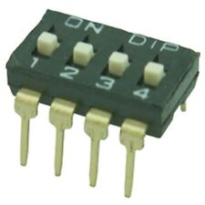 Low Profile DIL / DIP Switch 8 Way