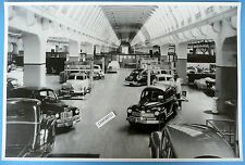 "1946 Ford Prototype Of Several Models 12 x 18"" Black & White Picture"