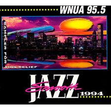 Various Artists : Wnua Smooth Jazz Sampler for Aids CD