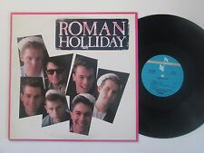 Roman Holliday Stand By Vinyl Record LP