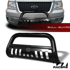 For 2003-2017 Ford Expedition Black Bull Bar Brush Push Bumper Grille Guard