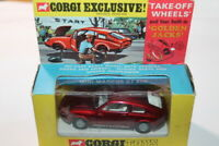 Corgi Toys 341 Mini Marcos GT850 Golden Jacks
