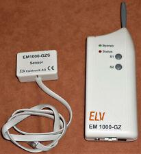 Gaszähler ELV EM 1000-GZ mit Sensor EM1000-GZS
