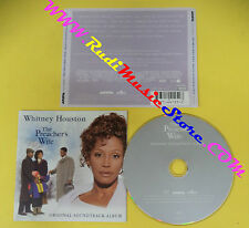 CD SOUNDTRACK Whitney Houston The Preacher's Wife 74321 44125 2 no dvd*vhs(OST3)