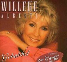 Willeke Alberti – Gebabbel CD