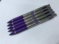 Zebra M-301 Stainless Steel 0.5 mm Mechanical pencil x 2 pcs violet barrel
