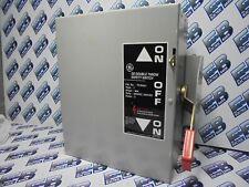 Ge Tc35321 Mod 9 30 Amp 240 Volt 3 Pole Double Throw Switch Ats194 New S