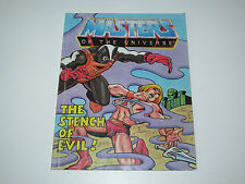 MOTU HE-MAN MASTERS OF THE UNIVERSE MINI COMIC 1984 THE STENCH OF EVIL  MALAYSI