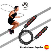 Cuerda para saltar Ajustable con rolinera - Alta Calidad-Fitness Gimnasio combat