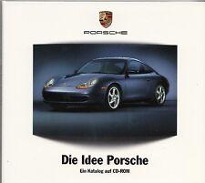 Porsche 911(993/996)Turbo/Targa/Cabrio/Carrera 4S/S/Boxster CD (959/Carrera RS)