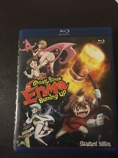 Ghastly Prince Enma Burning Up Complete Series Ep. 1-12 Anime Blu-ray R1