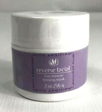 Serious Skincare Reverse Facial Five Minute Firming Mask 2.0 oz 56g