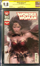STANLEY ARTGERM LAU Signed CGC 9.8 WONDER WOMAN #51 COMIC BATMAN SUPERMAN CBCS