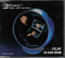 Sash feat Boy George-Run The Remix Edition cd maxi single