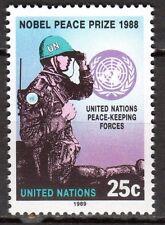 UN / New York office - 1989 Nobel peace prize - Mi. 573 MNH