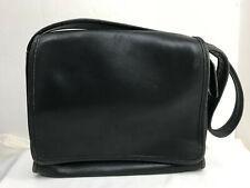 Ladies Coach Black Purse Hand Bag with Shoulder Strap