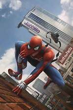 AMAZING SPIDER-MAN ANNUAL #1  1:10 CHAN SPIDER-MAN VIDEO GAME VAR (19/09/2018)