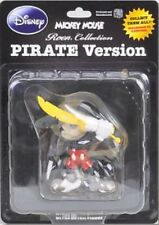 New Medicom Toy VCD Vinyl Collectible Dolls Roen Pirate Mickey Painted