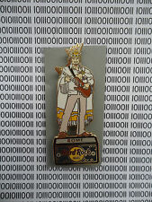 Hard Rock Cafe Rome 2007 - Chess King - Limited Edition Worldwide HRC Series Pin