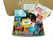 Vegan Food Hamper Chocolate Sweets Fudge Gift For Him / Her Dirty Cow Millions