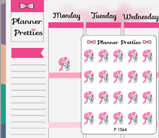 P1564 Reading/Study Unicorn Planner Stickers
