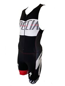 Specialized Mens Sleeveless Cycling Body Suit Size L