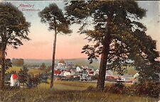AK Albendorf Gesamtansicht Ortsansicht Schlesien Postkarte vor 1945