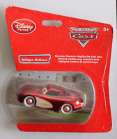 Disney Store Pixar Cars Cruisin Lightning McQueen New  Imperfect Packaging