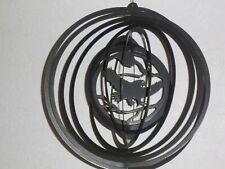 """New listing Metal Eagle design 3D Wind Spinner 11"""" Antique Color #3824A"""