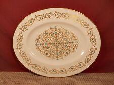 "Tuscan/Royal Tuscan Fine China Louise Pattern Oval Platter 13"" x 10 1/2"""