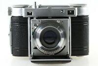 Certo Super Dollina II Klappkamera Rollfilmkamera mit Synchro-Compur Verschluss